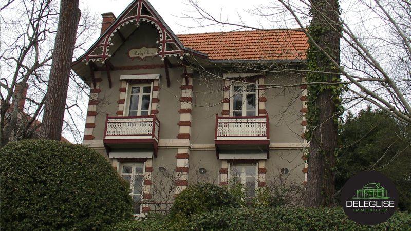 Villa Baby Chou - Ville d'Hiver - Arcachon