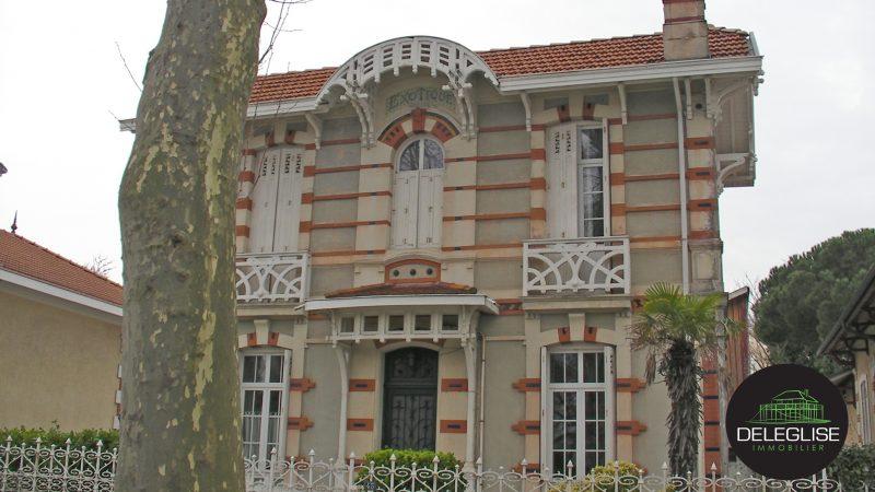 Villa Exotique - Ville d'Automne - Arcachon