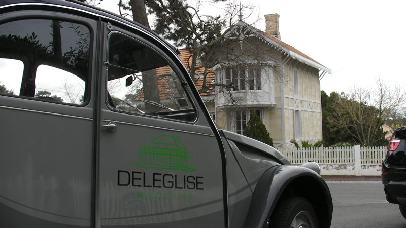Villa Meyerbeet - Ville d'Hiver - Arcachon