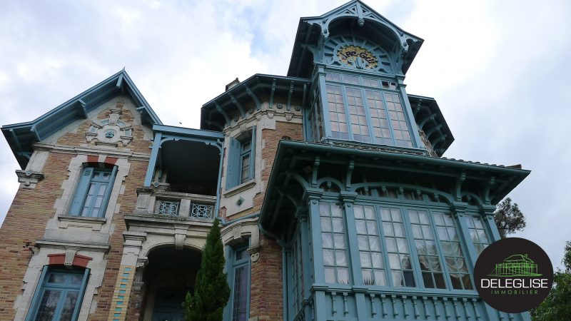 Villa Jac Gui - Ville d'Automne - Arcachon