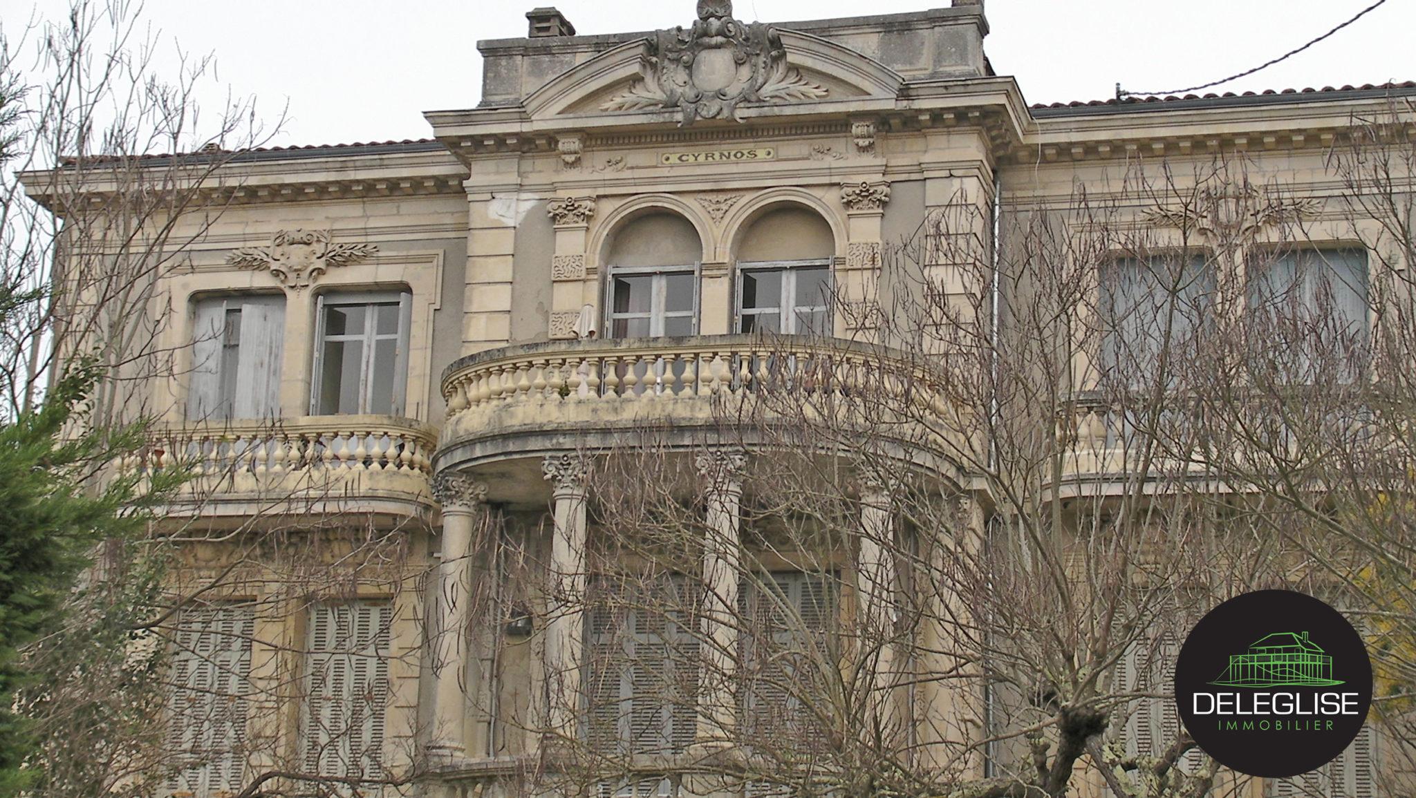 Villa Cyrnos - Ville d'Hiver - Deléglise Immobilier
