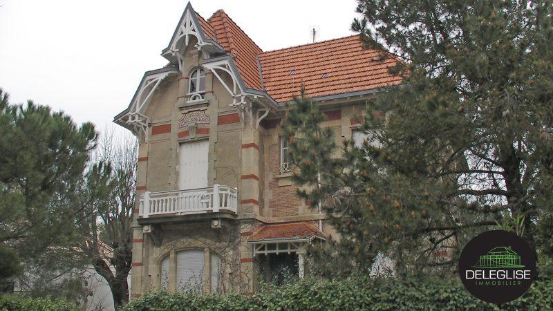 Villa Rose des Sables - Ville d'Automne - Arcachon