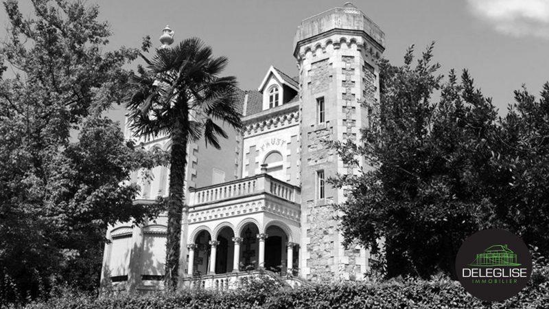 Villa Faust - Ville d'Hiver - Arcachon