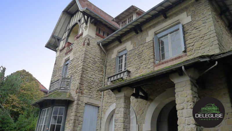 Le Cottage Kervan - Ville d'Automne - Arcachon