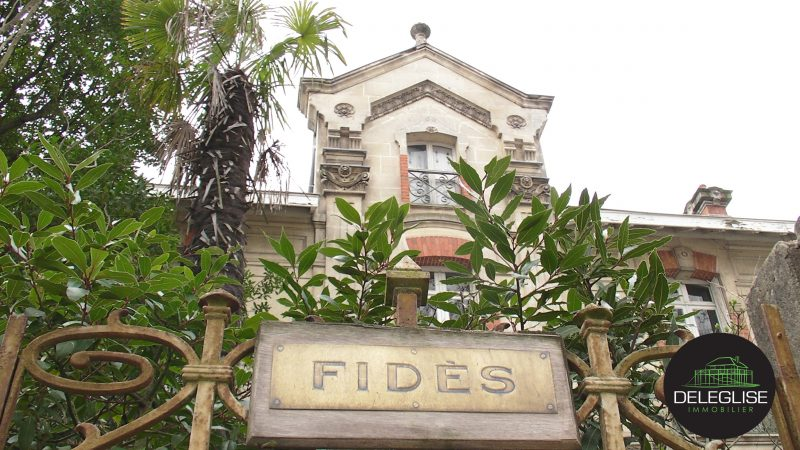 Villa Fidès - Ville d'Automne - Arcachon