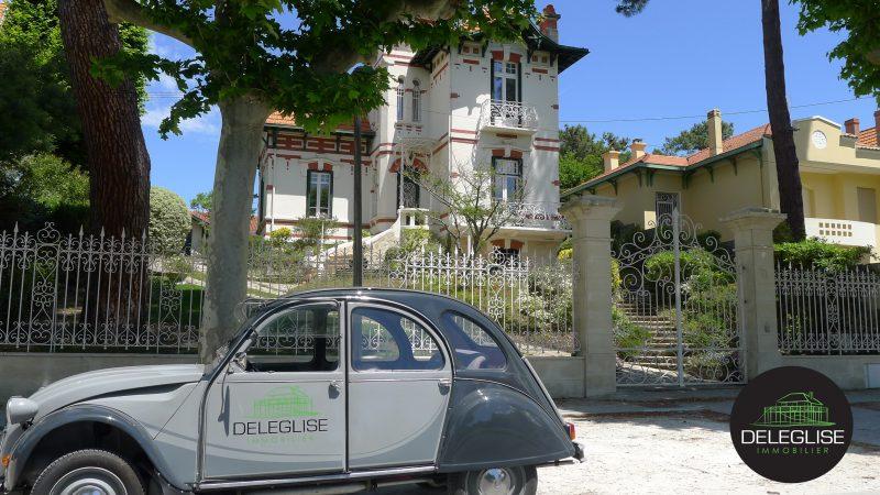 Villa May Lily - Ville d'Automne - Arcachon
