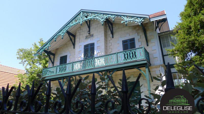 Villa Humboldt - Ville d'Hiver - Arcachon