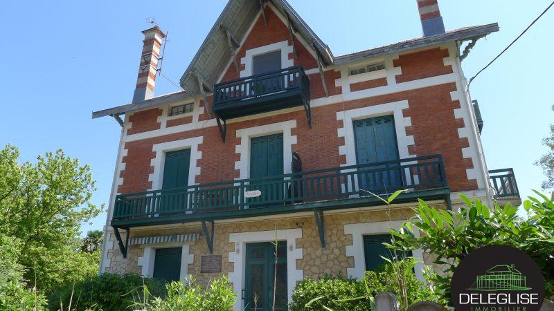 Villa Athena - Ville d'Hiver - Arcachon
