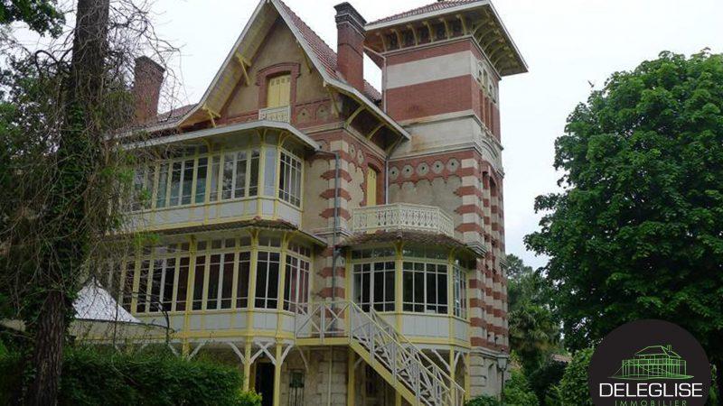 Villa Chopin Arcachon