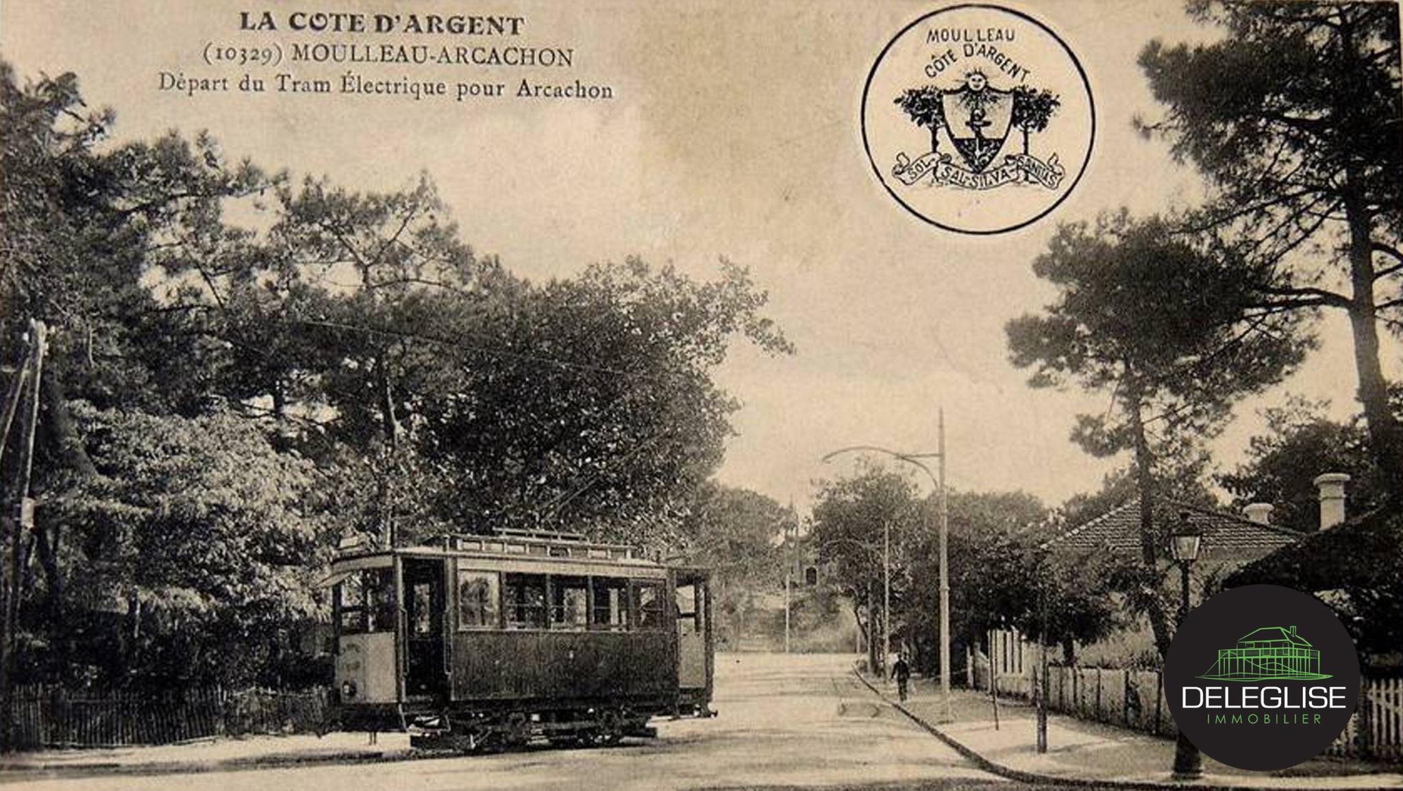 Le moulleau Carte Postale ancienne