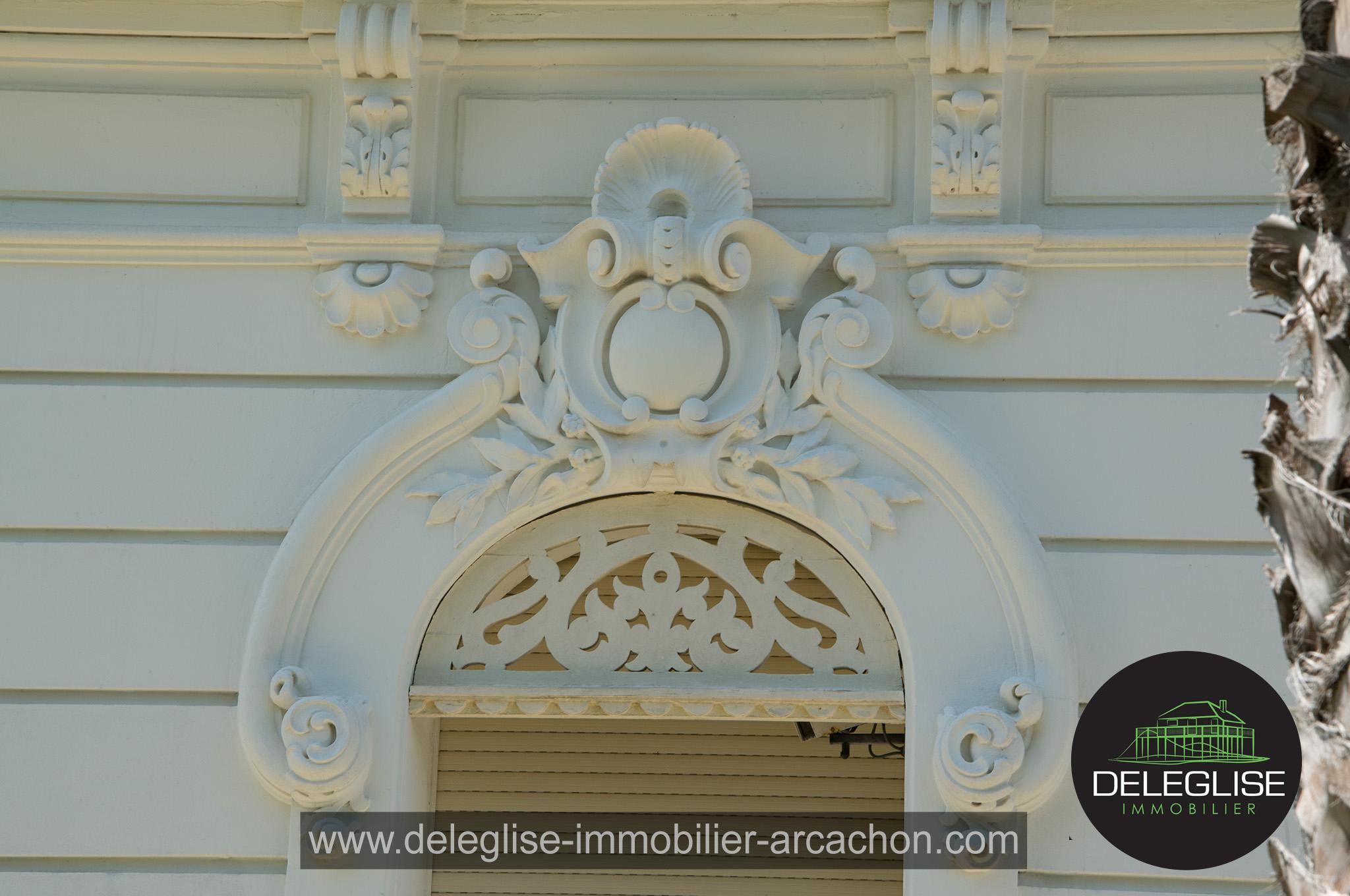 Pavillon Noble Arcachon Parc Mauresque