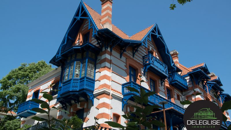 SIBA Arcachon Villa Vincenette