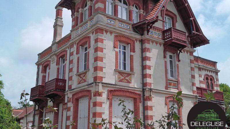 villa teresa arcachon Parc Mauresque