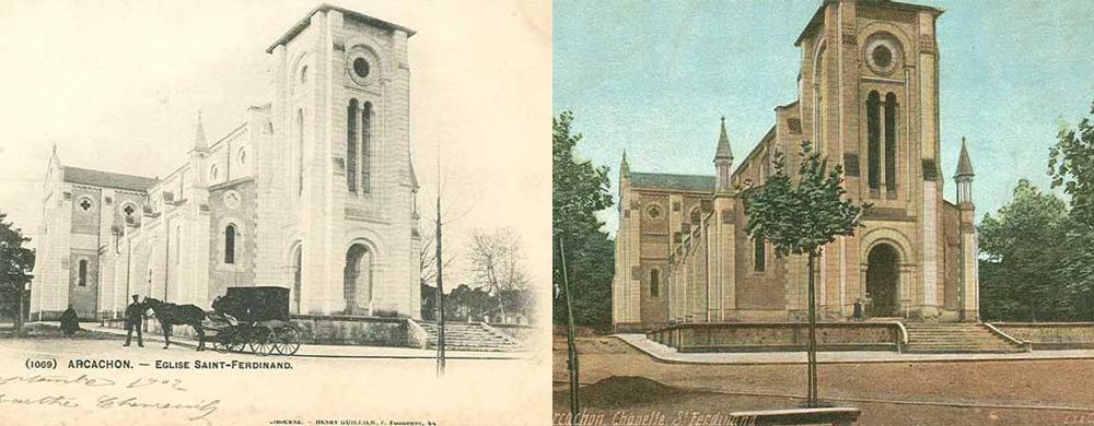 Eglise saint ferdinand arcachon