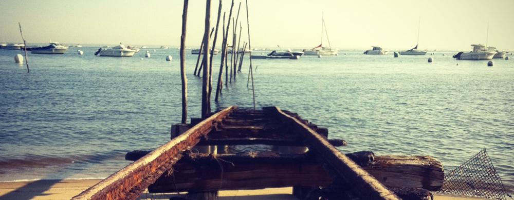 plage de l aiguillon arcachon