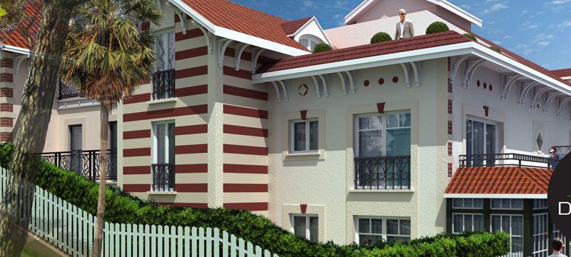 Villa Albert Appartements neufs Arcachon