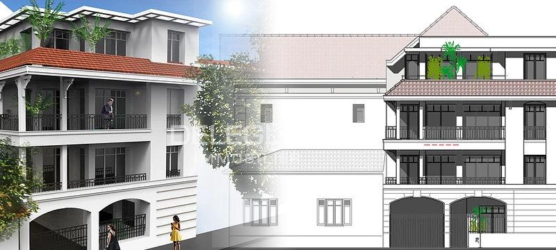 Villa Chrystele appartements neufs arcachon