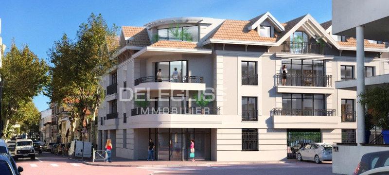 Villa alexia appartements neufs arcachon centre T3 T4