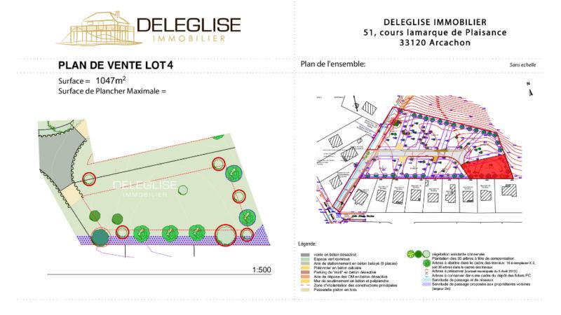 Real estate agency Arcachon Bordeaux - Deléglise Immobilier